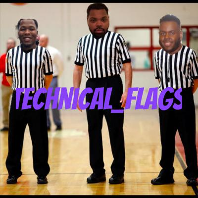 A Podcast mainly talking about the NBA and the NFL. Lots of jabs and funny commentary going back and forth, check us out. Instagram- Technical_Flags