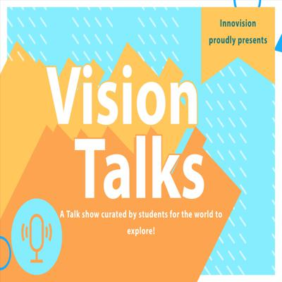 Vision Talks is Podcast Series Managed by the Students of Innovision SMIT. Vision Talks is all about inspiring our listeners and sharing ideas, experiences, and mindsets of some Successful Entrepreneurs of our country.