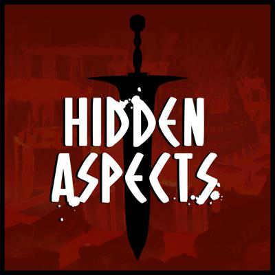 Hidden Aspects is a weekly Hades podcast talking about all things related to the game. Hosted by RidiculousHat and a rotating guest, each week the show takes a look at the appeal of the game, what builds we're having the most fun with, and a weekly topic to help people get better at the game. Join the discord at https://discord.gg/EbEgZEX