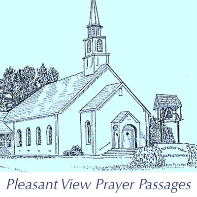 Pleasant View Prayer Passages