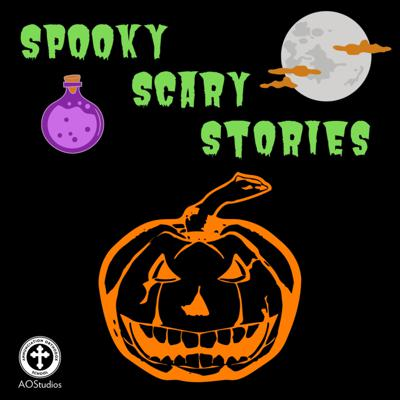 As October 31 gets closer writing gets a little spookier, life gets a little scarier. Welcome to the all new AOStudios podcast where we'll showcase AOS students' scary pieces of writing. This is Spooky Scary Stories!