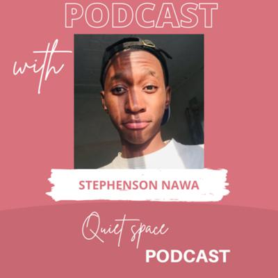 A quiet space is a by weekly podcast based on how to over come anxiety,depression and many more.Join Stephenson as he shares his personal stories and facts on how to live a better life even when you are going through the worst in life.  Support this podcast: https://anchor.fm/stephenson-nawa/support