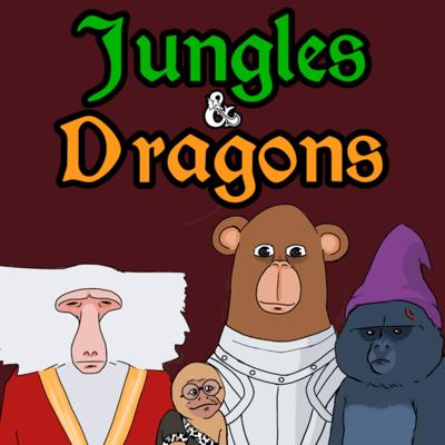 Listen to the story of four monkeys transported to the Forgotten Realms, as we play Dungeons and Dragons really badly.