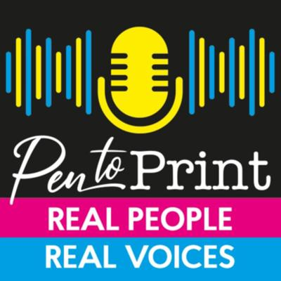 Pen to Print - Podcasts for Aspiring Writers