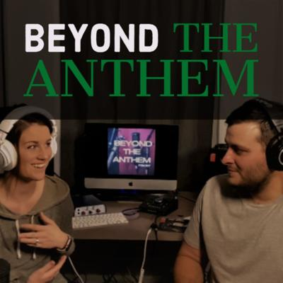 Beyond the Anthem is a podcast discussing all of the details you want and need to know about being a part of a local band. We will be digging in and getting real about the struggles, frustrations, relationships, and all of the comedy that comes with it; as well as giving personal advice and talking with other local artists on