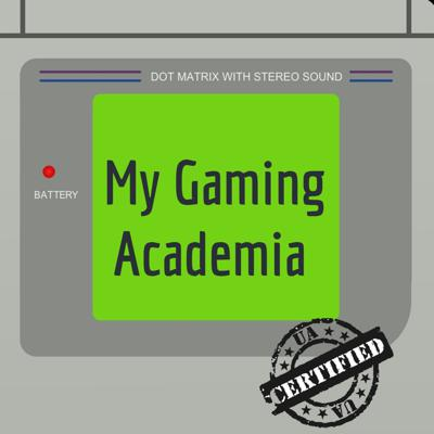 UA Certified: My Gaming Academia