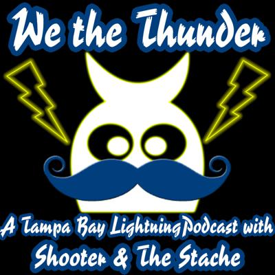 We the Thunder is a Tampa Bay Lightning Podcast created by two super fans who like to make dopey videos and talk hockey.