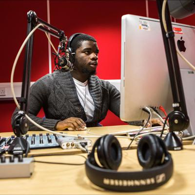 Solent Sports Journalism Podcast