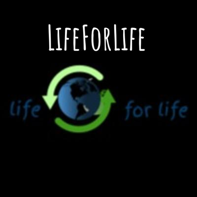 Seeing the world from a different perspective will always be something new. We strive to inform you about what is happening in our world, when you listen in you will hear opinions and questions to challenge you. Happy Listening!  Contact us:  lifeforlifemedia@gmail.com https://anchor.fm/nathan-henrichs/message  Visit our Blog!  https://sites.google.com/view/life-for-life/home