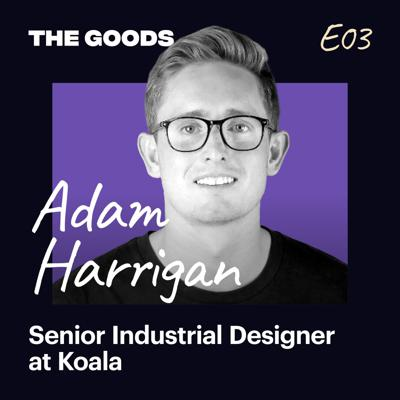 Cover art for How to Design Furniture For The Digital Age - Adam Harrigan of Koala