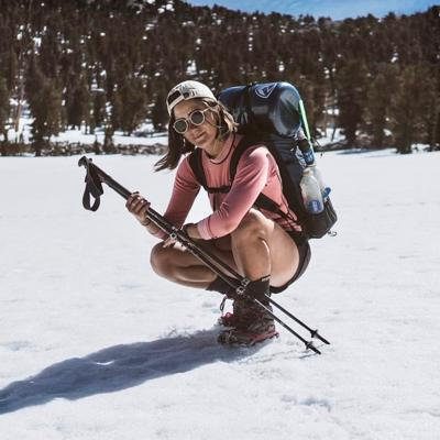 Cover art for Hiking and Filming on the Pacific Crest Trail