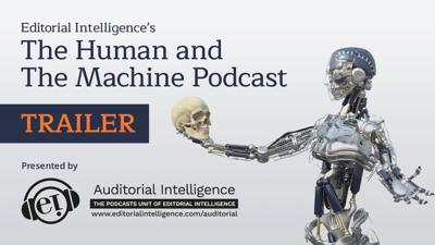 Cover art for Introducing The Human And The Machine