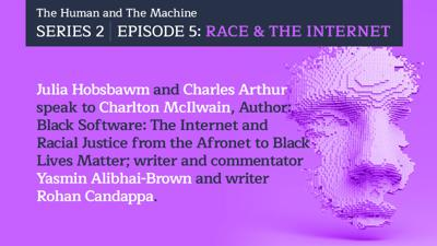 Cover art for Race & the Internet