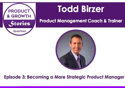 Cover art for 3: Becoming a More Strategic Product Manager