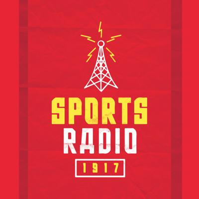 Cover art for LIVE NFL DRAFT REACTIONS - Sports Radio 1917 #002