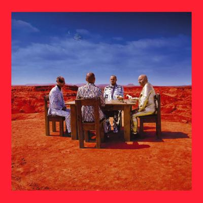 Cover art for Muse's Black Holes & Revelations E8P1 of Listen To This