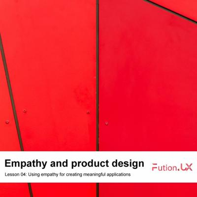 Cover art for Empathy and product design