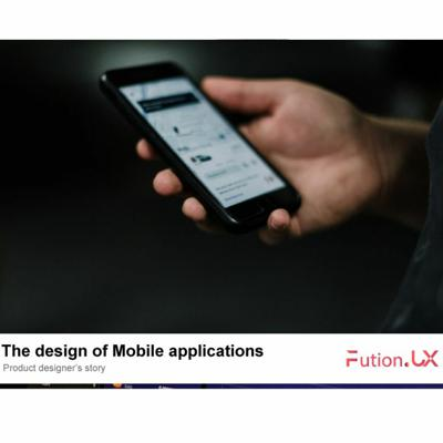Cover art for Product Designer's Story - The Design Of Mobile Applications
