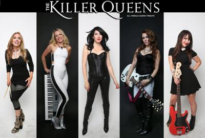 Cover art for Covering The Classics with the KILLER QUEENS