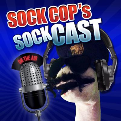 Cover art for #SockCast030 - Sandwiches and Superheroes