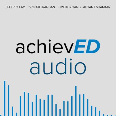 Cover art for AchievED Audio: Coming Soon!