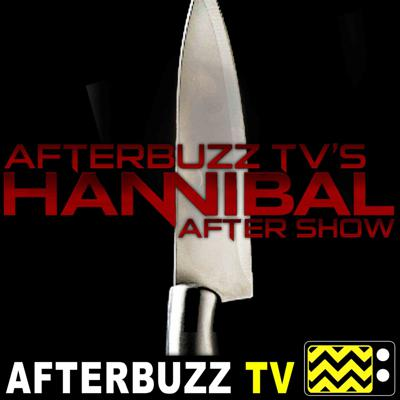 Cover art for Hannibal S:3   And The Woman Clothed In The Sun E:10   AfterBuzz TV AfterShow