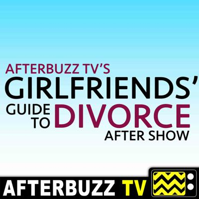 Cover art for Girlfriends' Guide to Divorce S:4 | Lisa Edelstein guests on Rule No. 706: Let Them Eat Cupcakes E:3 | AfterBuzz TV AfterShow