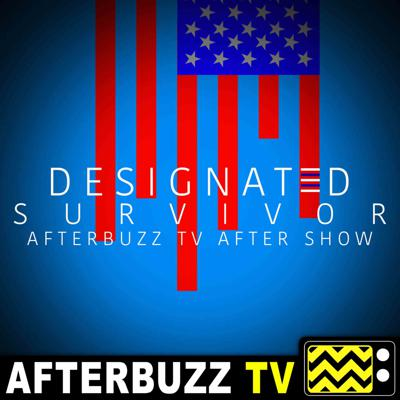 Cover art for Designated Survivor S:1 | The Ninth Seat E:17 | AfterBuzz TV After Show