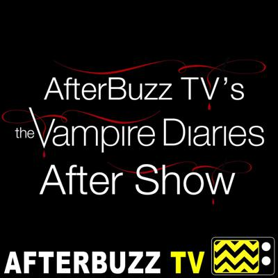 Cover art for The Vampire Diaries S:8 | It's Been A Hell Of A Ride E:14 | AfterBuzz TV AfterShow