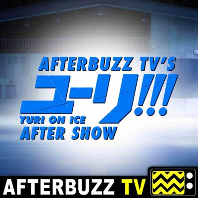 "Cover art for Yuri On Ice S:1 | ""I Am Eros, and Eros is Me?! Face-Off! Hot Springs on Ice; Love Yourself…Achieved!! The Free Program E:3 & E:4 