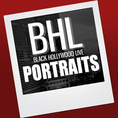 Cover art for Interviewing Kym Whitley   BHL's Portraits