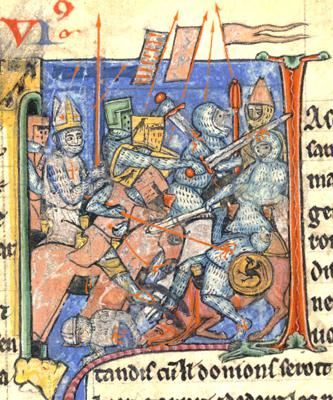 Cover art for 11. The First Crusade