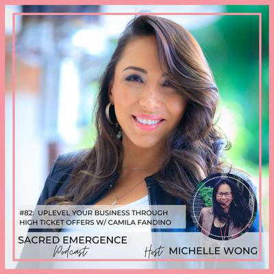 Sacred Emergence Podcast with Michelle Wong