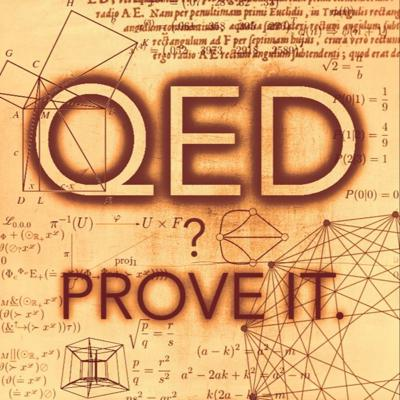 Cover art for 7: QED? Prove it. (Proofs)