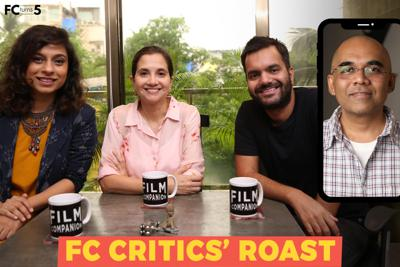 Cover art for 47: Let's Talk Movies | Mean Comments | FC Turns 5 | Film Companion