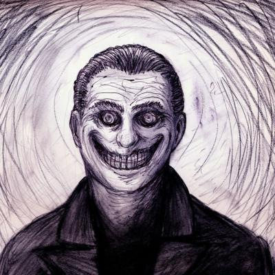 Cover art for Unbreakable Smiling Man