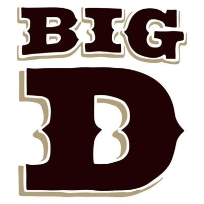 Cover art for BIG D 13