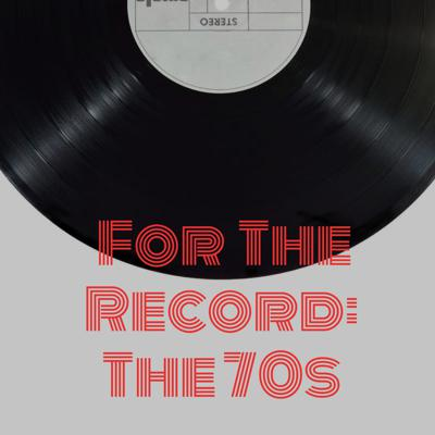 Cover art for Ep. 28 - Soundtracks of the 70s