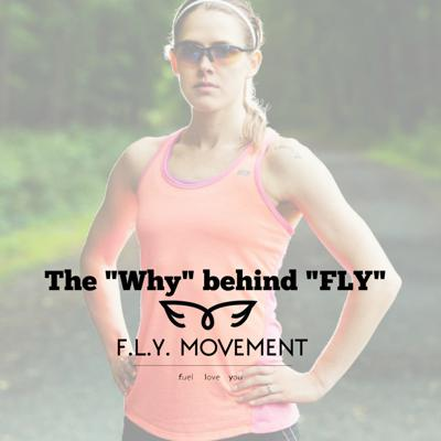 Cover art for Episode 12: Love FLY Movement with Megan Marshall