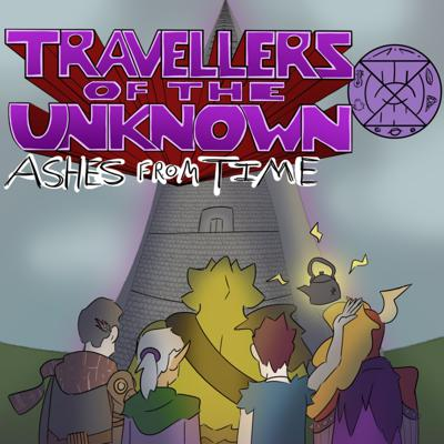 Cover art for Ashes From Time: Ep. 9. Inside the Toridium - Part 1