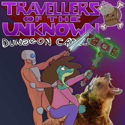 Cover art for Dungeon Crawlers: Ep. 4. A Friend in Need - Part 2