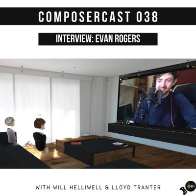 Cover art for Interview: Evan Rogers
