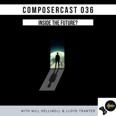 Cover art for Inside The Future?