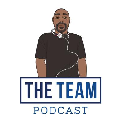 Cover art for The Team Podcast - Top 5 NBA Duos