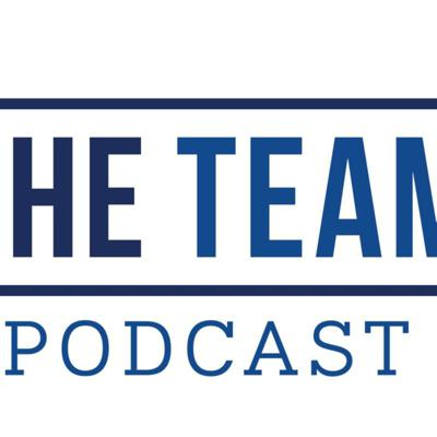 Cover art for The Team Podcast - NFL preview show