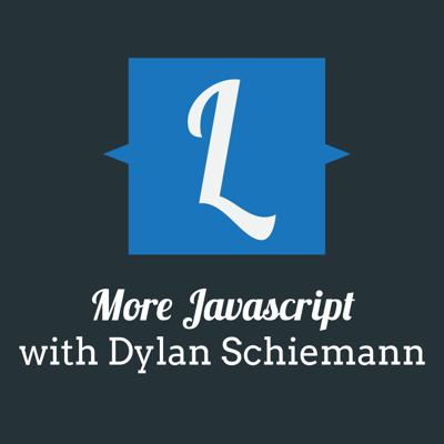 Cover art for 027 - More javascript with Dylan Schiemann