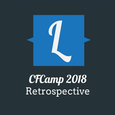 Cover art for 019 -  CFCamp 2018