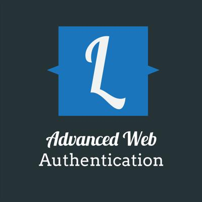 Cover art for 025 - Advanced Web Authentication