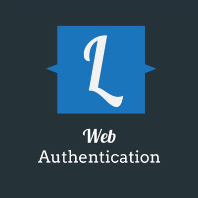 Cover art for 024 - Web Authentication