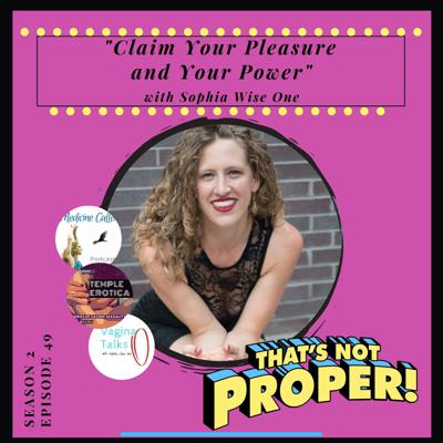 Cover art for Claim Your Pleasure and Your Power